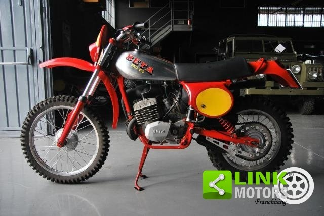 BETA GS 250 REGULARITY - 1977