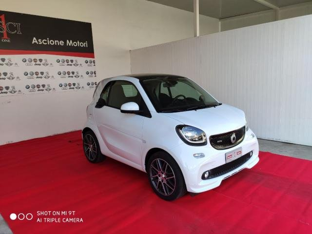 SMART - Fortwo - BRABUS 0.9 Turbo twinamic Xclus.