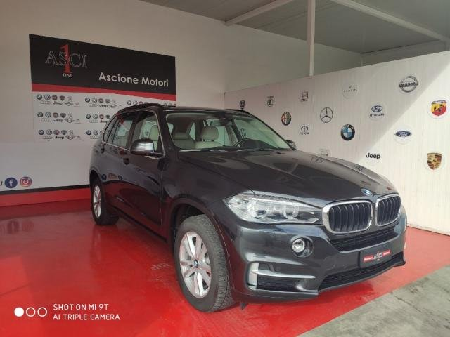 BMW - X5 - xDrive30d 258CV Luxury 24 MESI GARANZIA AL NUOVO