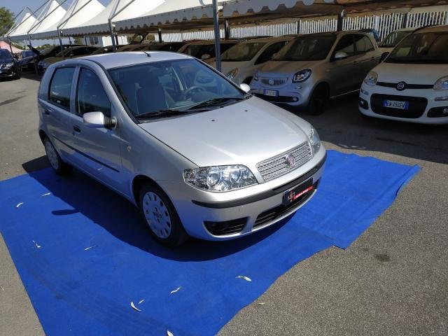 Fiat Punto 1.3 MJT 5P. Active