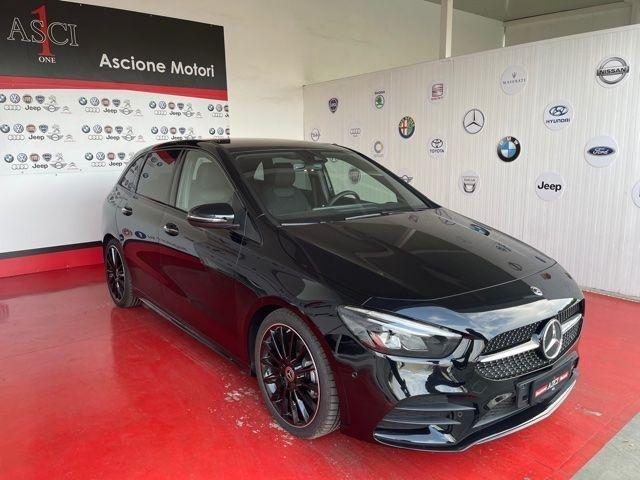 Mercedes B 200DAutomatic Premium