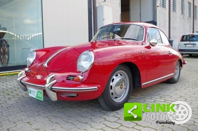 PORSCHE 356 C 1.6 KARMANN COUPÈ | ANUL 1964 - ASI - PERFECT