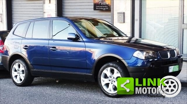 BMW X3 2.0D FUTURA - ONE OWNER - PANORAMA ROOF