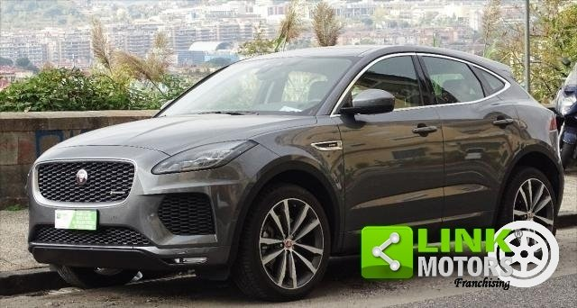 JAGUAR E-PACE 2.0 300CV AWD - UNICO PROPRIETARIO