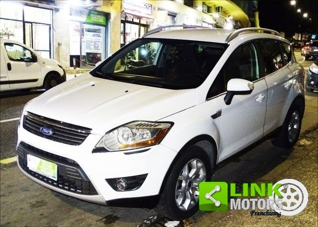 FORD KUGA 2.0 TDCI 163CV 4WD - ALL-DRIVE