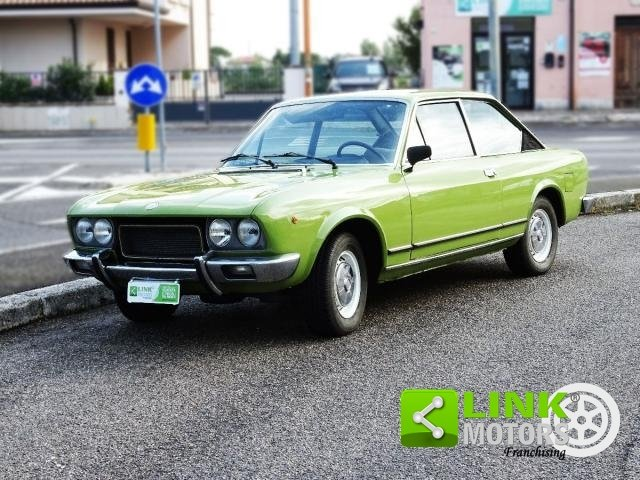FIAT - 124 SPORT COUPE' 1974
